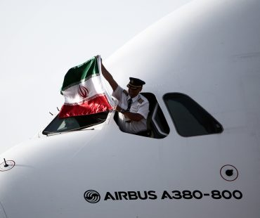 Iran's first new Airbus to land in Tehran tomorrow