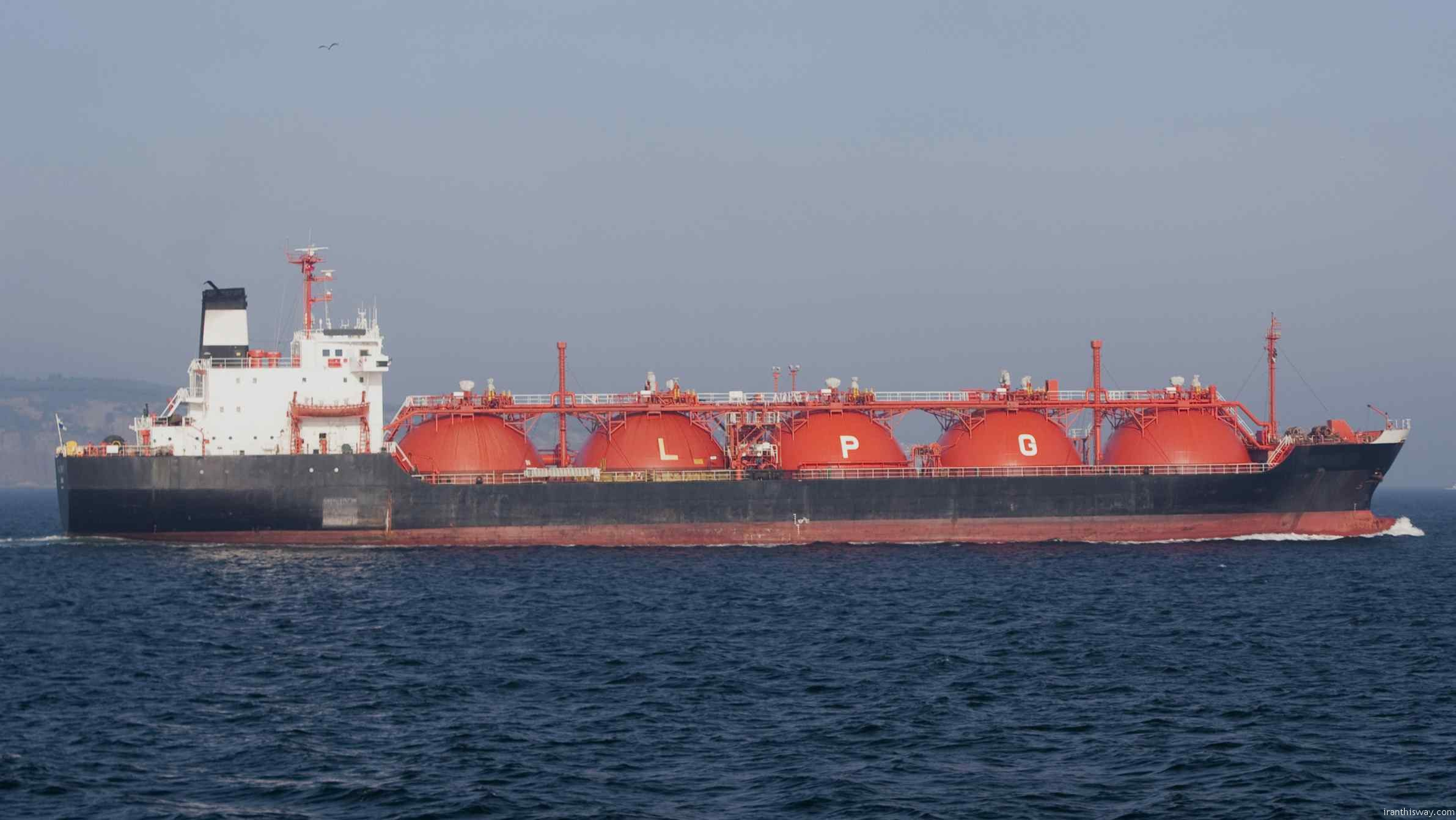 Indonesia Import LPG from Iran in 2017