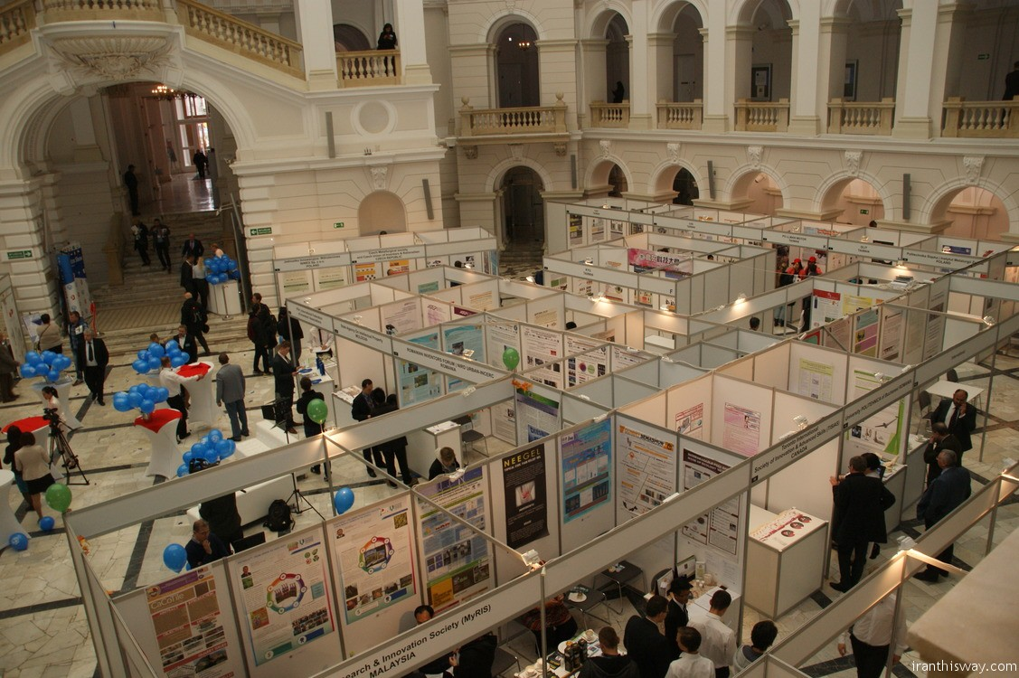 Iranian inventors make great achievement in Warsaw Invention Show 2016