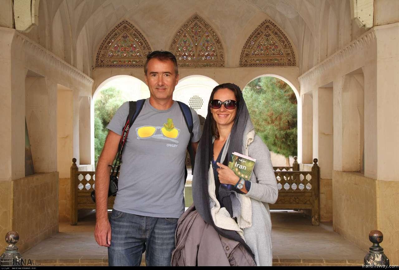 Report: Bright future ahead of Iran tourism