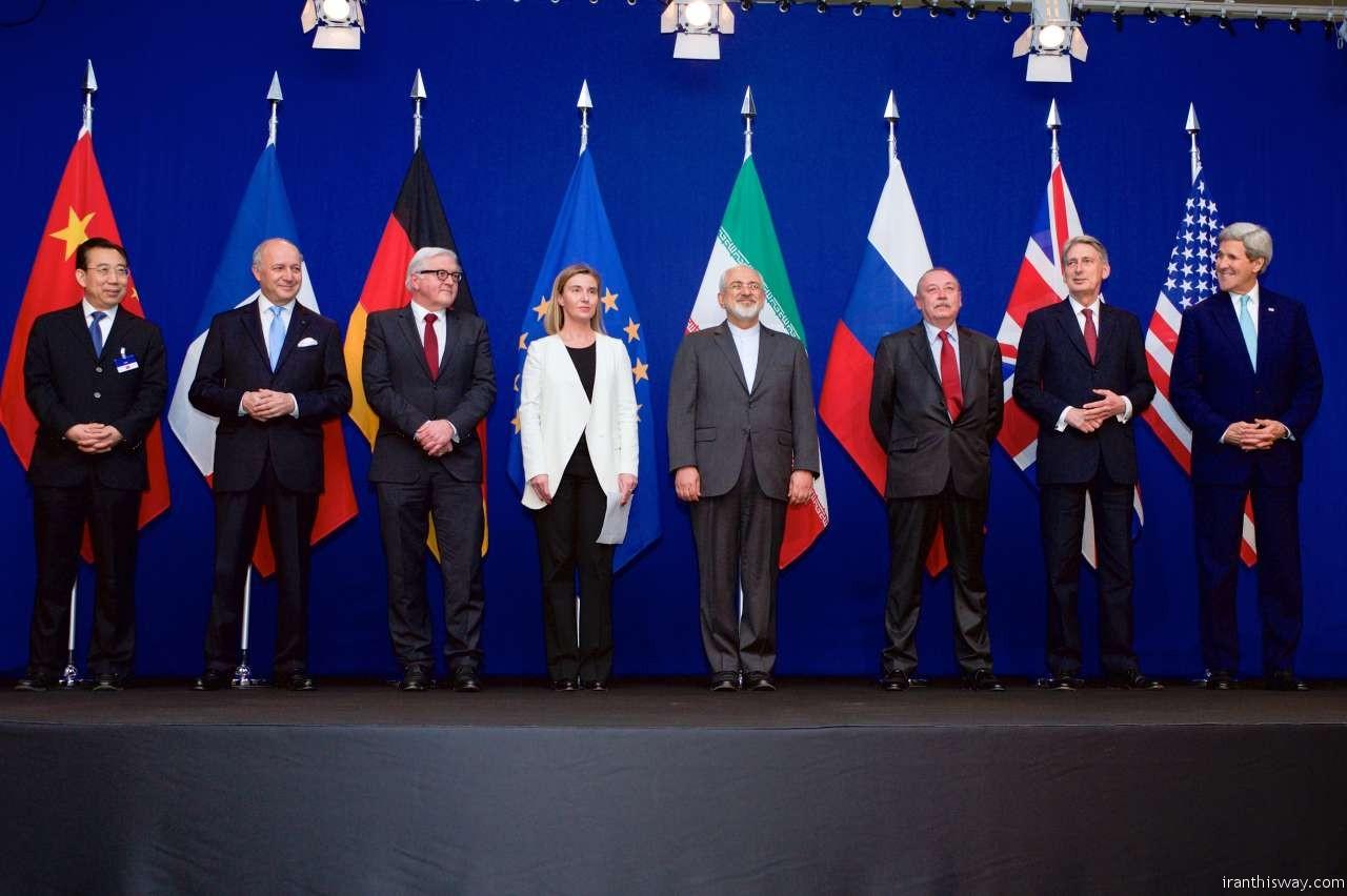 JCPOA annousment