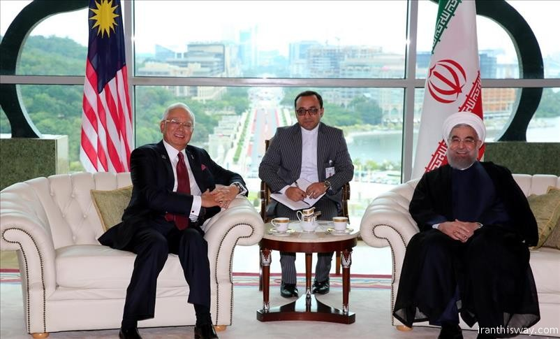 Malaysia will pursue free trade agreement talks with Iran