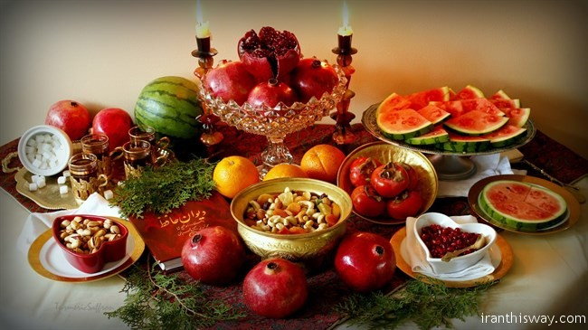 Yalda Night