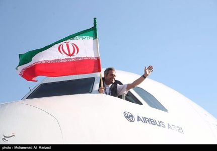 Iranian airlines to buy over 80 planes from Airbus & Boeing