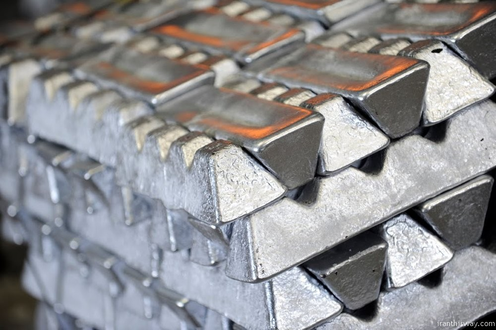 Iran's aluminum output surpasses 220k tons in 9 months