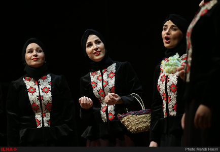 Photo: World's most famous lullaby concert performed in Tehran