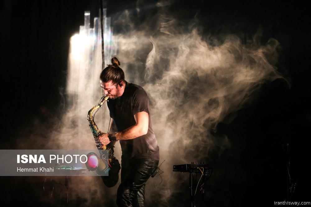 Photo: French, Spanish performances at Fajr Int. Music Festival