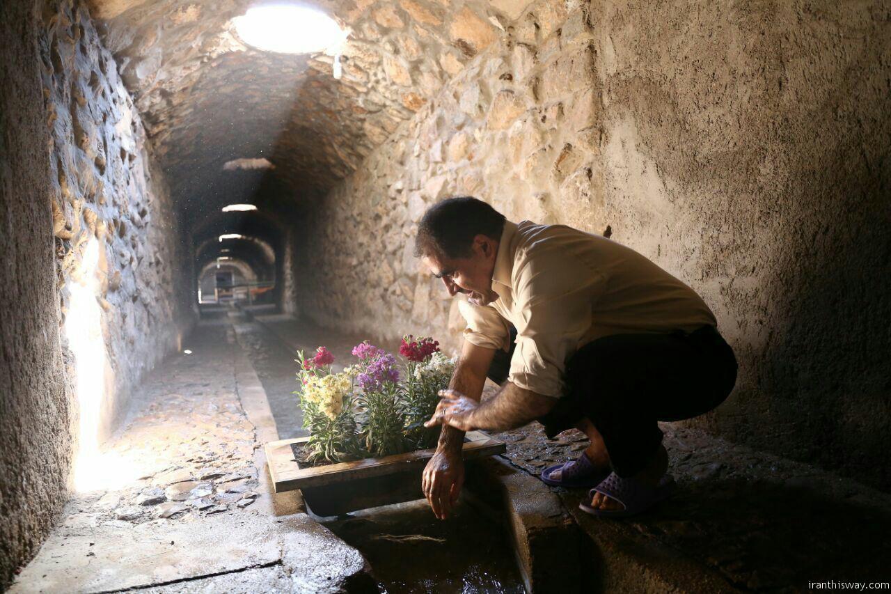 Iran Qanat system