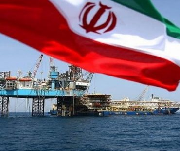 Iran's oil export hit 2.1 mbd in March 2018