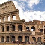 Italy coliseum