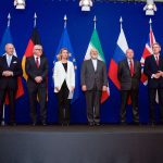 The Joint Comprehensive Plan of Action (JCPOA) known commonly as the Iran deal or Iran nuclear deal, is an international agreement on the nuclear program of Iran reached in Vienna on 14 July 2015 between Iran, the P5+1 (the five permanent members of the United Nations Security Council—China, France, Russia, United Kingdom, United States—plus Germany), and the European Union.