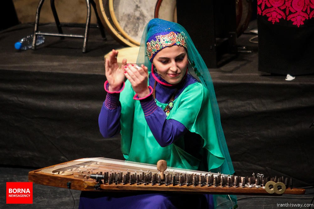 Photo: The 32nd Fajr Intl. Music Festival started in Tehran