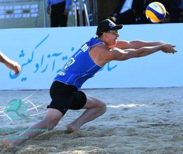 Photo: Kish FIVB Beach Volleyball World Tour