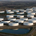 Iran crude storage capacity flies up