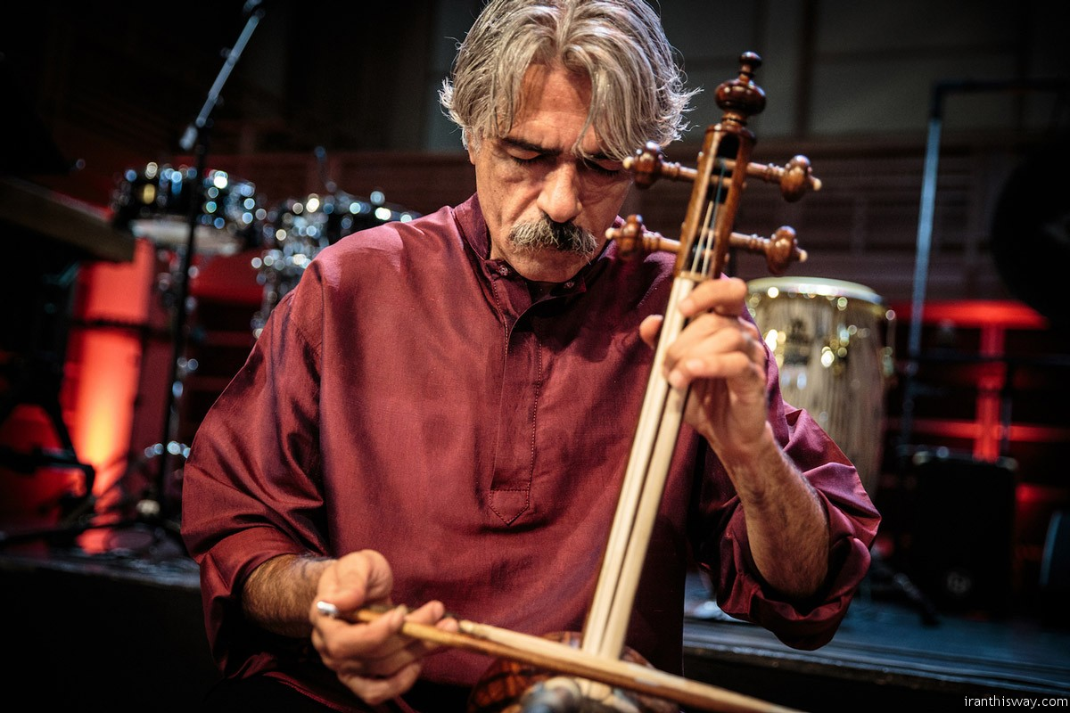 Iran's Kalhor wins 2017 Grammy award