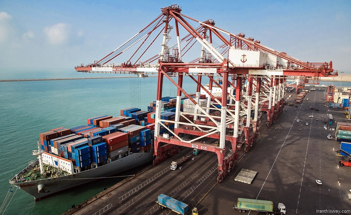 Iran's Shahid Rajaee Port boosts activities by 35%