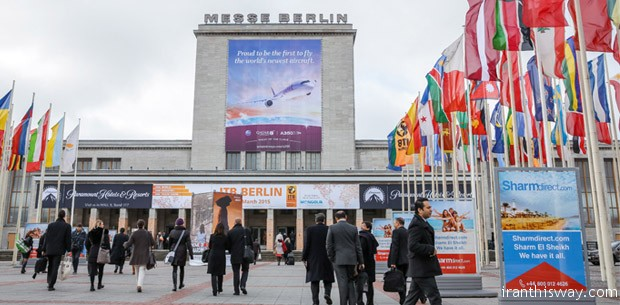 Iran sets up 24 pavilions at Berlin ITB