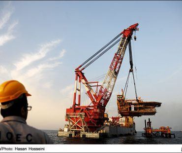 Iran's South Pars gas output doubled in five years