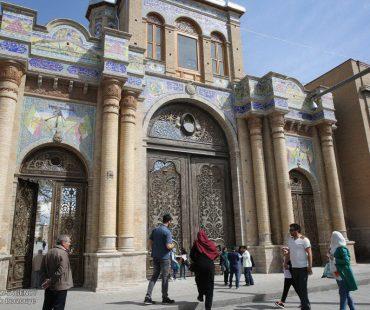Photo: Historical venues of Tehran