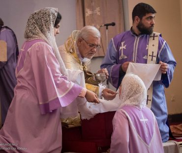Photo: Easter celebrated in Tehran