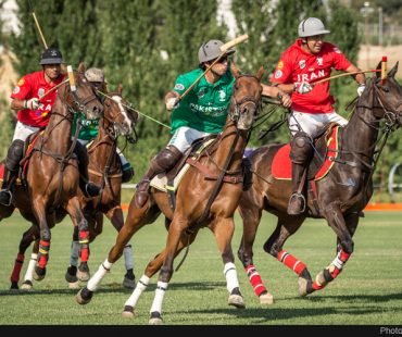 Photo: Tehran hosted the 11th world Polo championship qualification