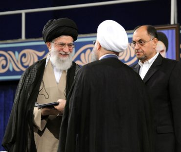 Iran's Leader formally endorses Rouhani as president+Photo/Video