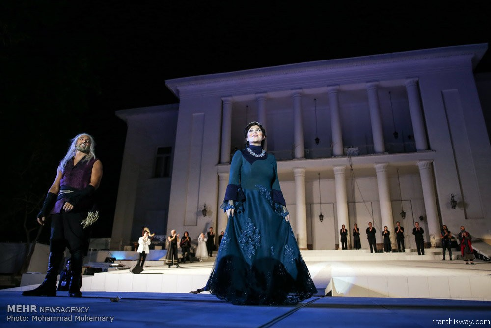 Photo: The Si; Shahnameh concert theater