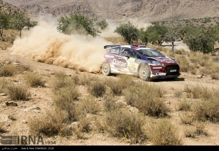 Photo:  Shiraz 2017 International Rally