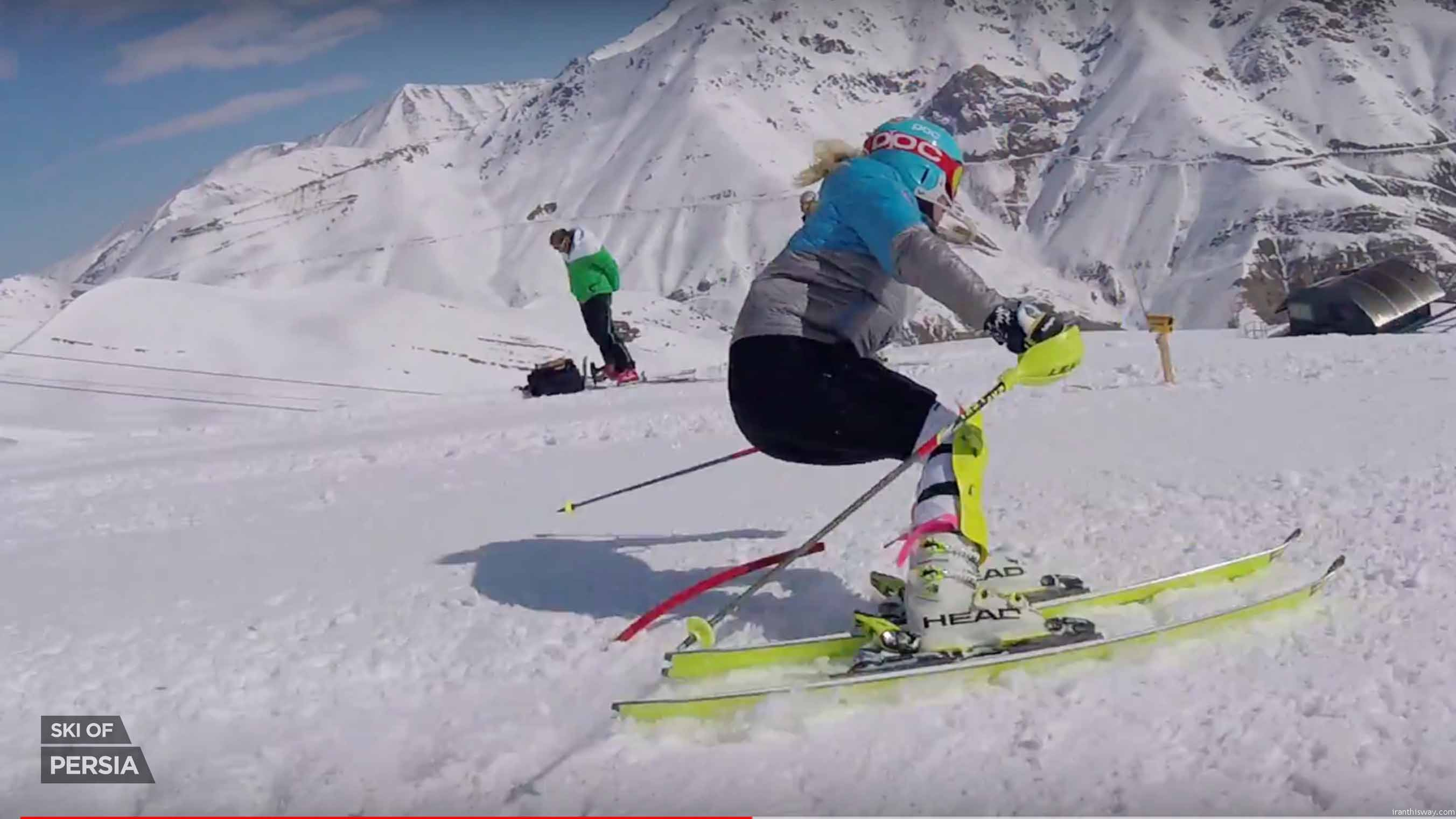 All you need to know about Skiing in Iran