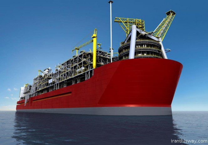 Iran to sign first FLNG deal with Norway