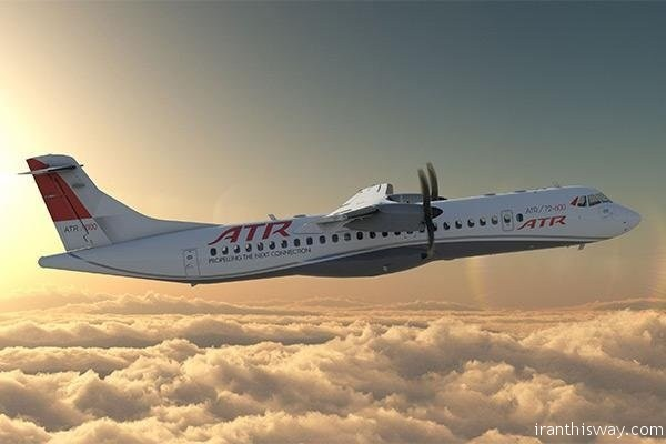 Iran to receive 2 more ATR planes