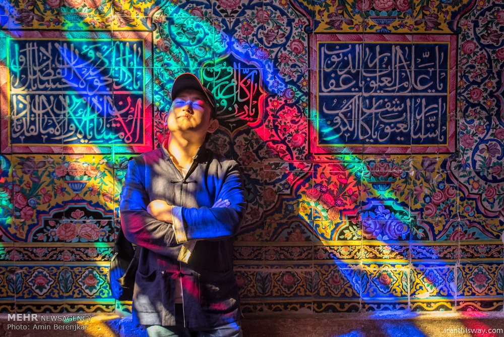 6m foreign tourists visited Iran in nine months