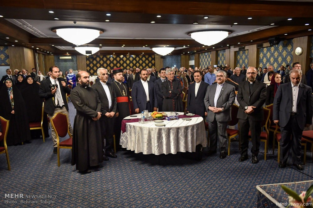 The 50th establishment anniversary of Assyrian Universal Alliance was held in Tehran's Laleh Hotel in the presence of state and military officials.