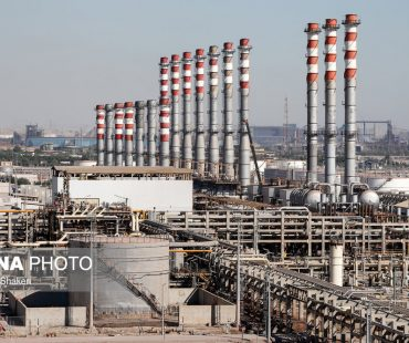 Photo: Persian Gulf Star Refinery