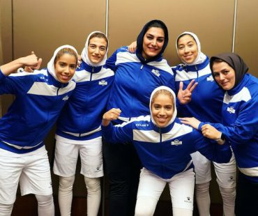 Iranian girls go to 2019 3×3 FISU World League