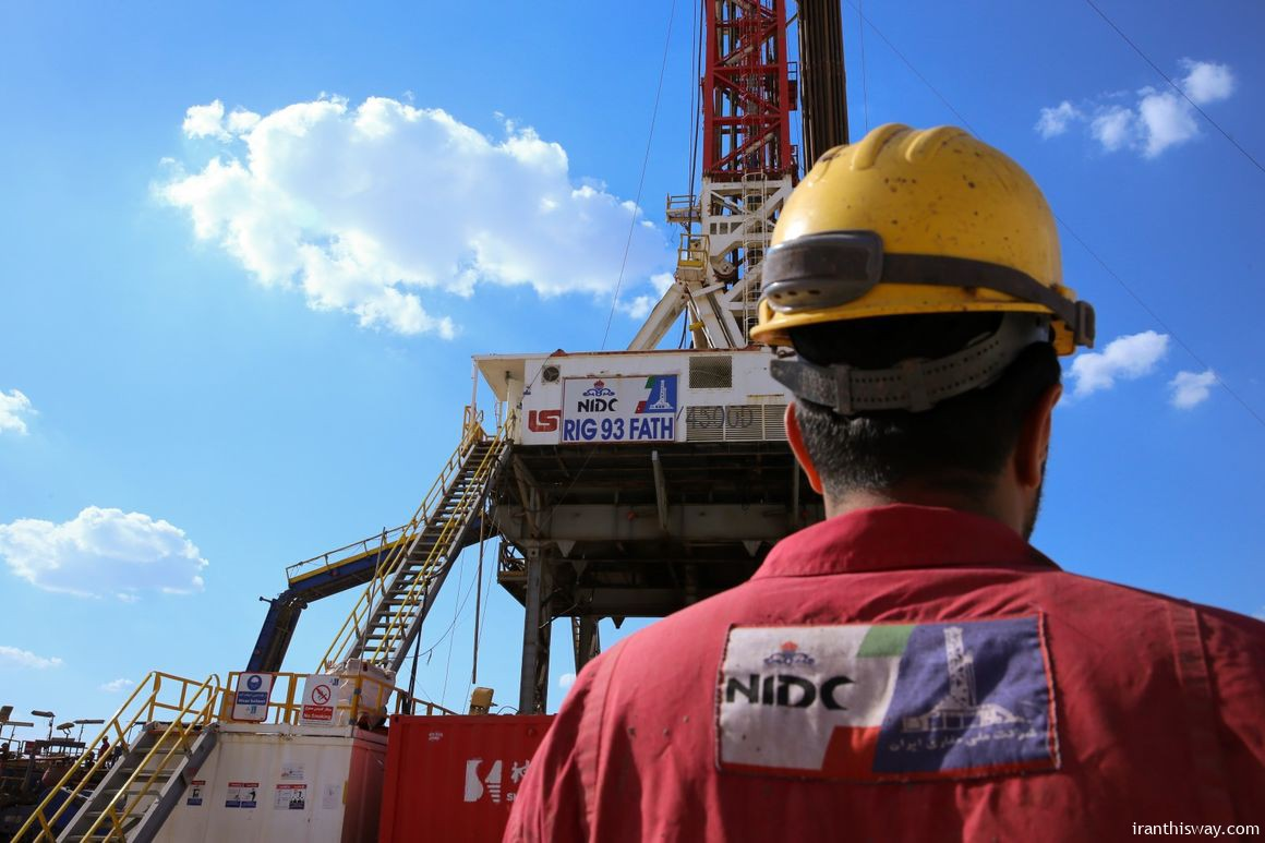 Six wells drilled by Iran NIDC in half a month