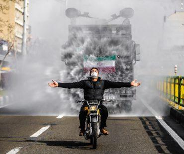 Anti Coronavirus operation all over IRAN/Photo+Video