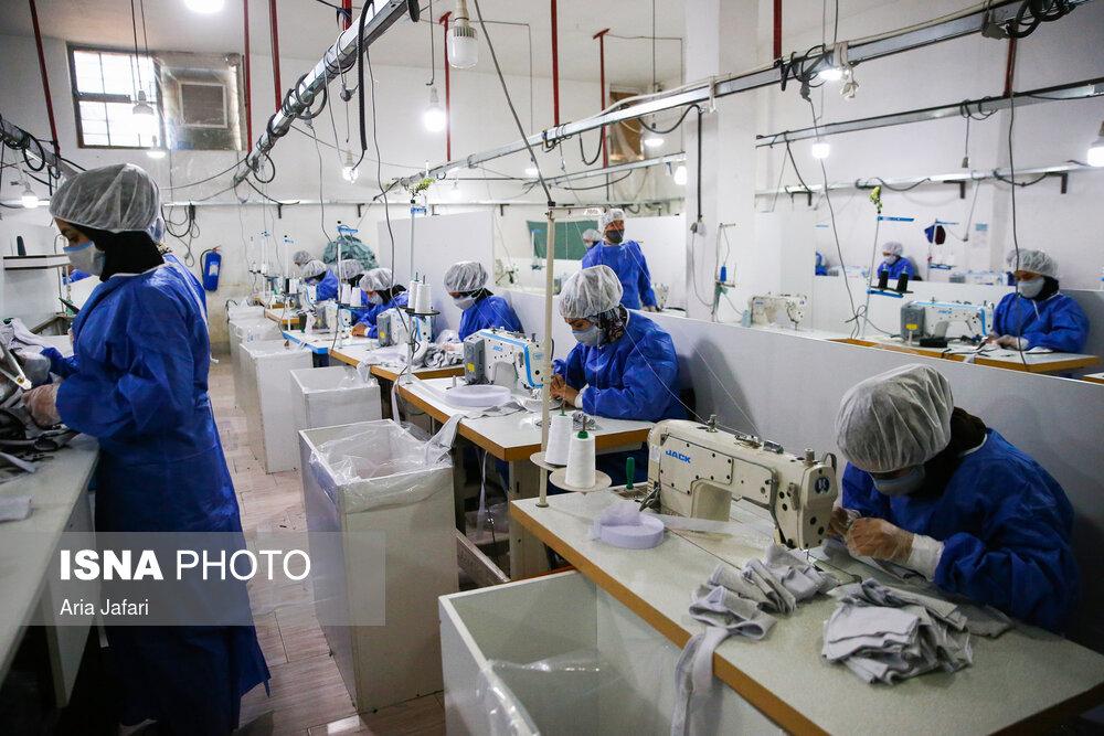 Iran produces over 15m masks since coronavirus outbreak 