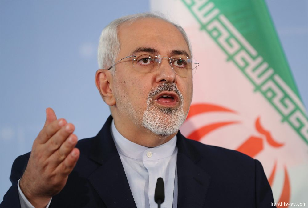 IRAN FM: Coronavirus spares no nation