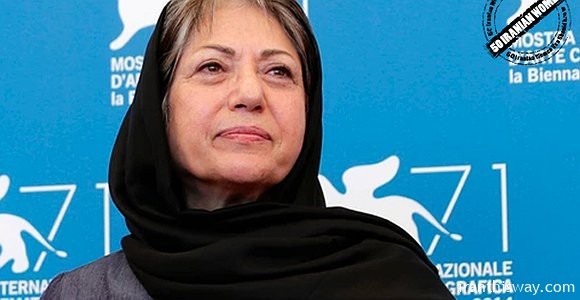 Iranian director Bani-Etemad among female historymakers of cinema