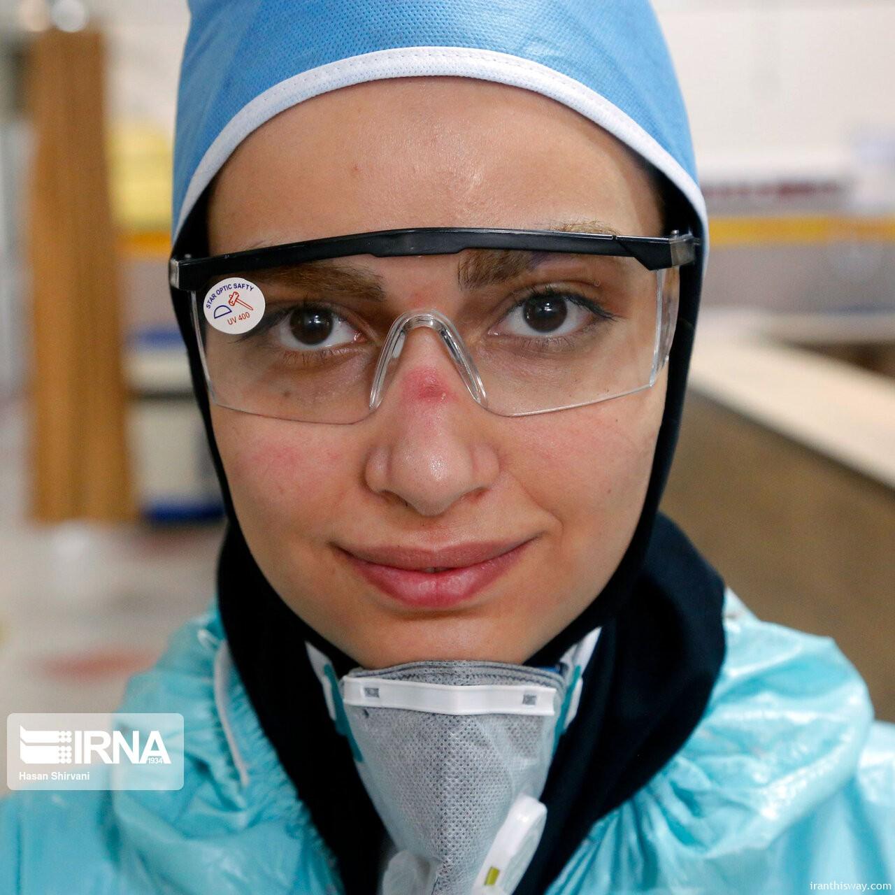 Iran manufactures ozone generator to fight coronavirus