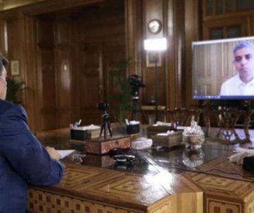 Tehran is ahead of London in coronavirus battle: Sadiq Khan