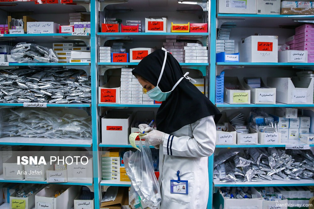 Iranian firms to start production of Favipiravir to treat Coronavirus