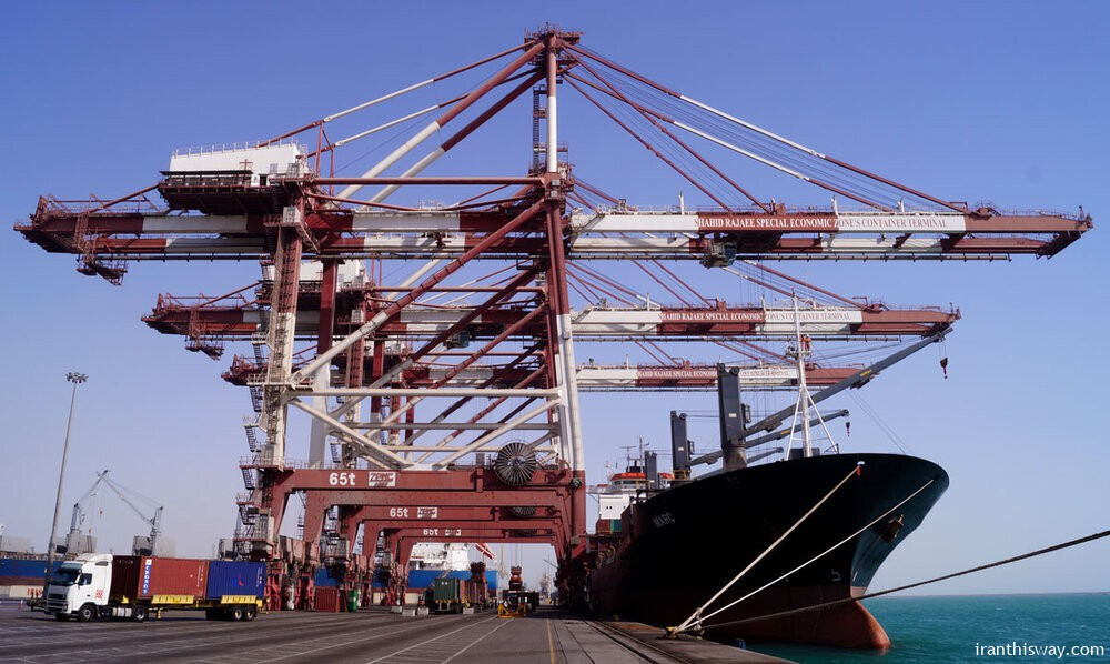 Over $1.4b projects underway in Iranian ports