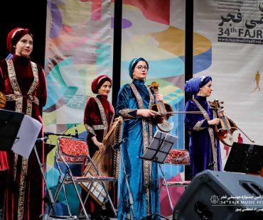 Video| Iranian women music group performed online during Coronavirus