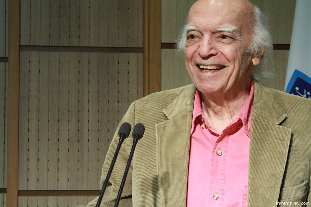 Iranian author Najaf Daryabandari passed away