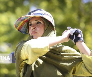 Photo| Iranian women's golf tournament was held
