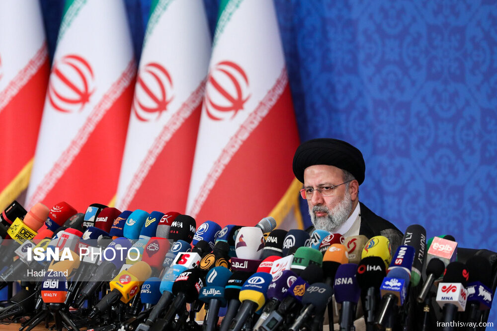 Iran's President-elect: US should Return to JCPOA and carry out your commitments