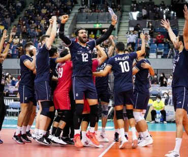 IRAN became the 2021 Asian volleyball champion